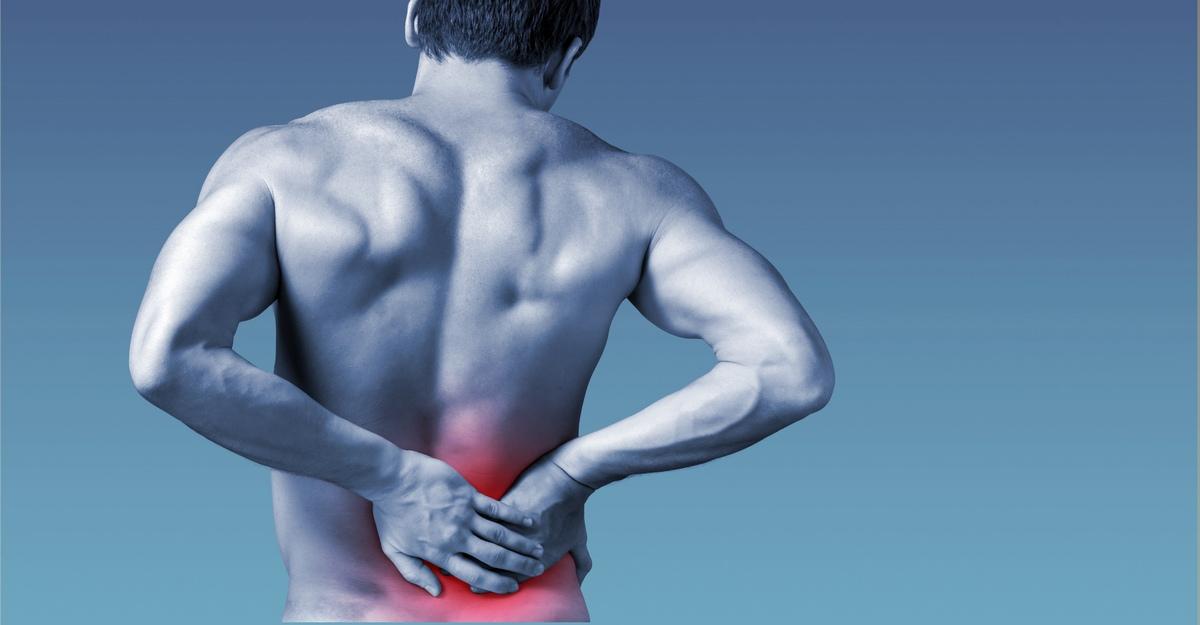 Fáj a hátad? Erről mindenképpen tudnod kell!