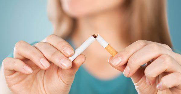 Leszokni a dohányzásból kiütés a testön